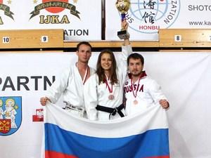 Зеленоградское отделение Федерации каратэ России объявляет набор взрослых и детей