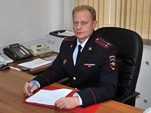Глава вневедомственной охраны стал заместителем начальника УВД