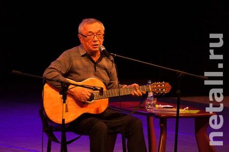 Юлий Ким: «Бардовская песня опирается на традиции»