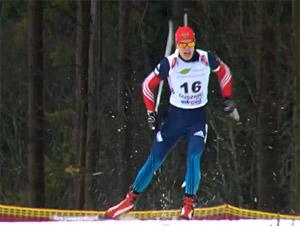 Зеленоградский биатлонист взял две «бронзы» на этапе Кубка IBU