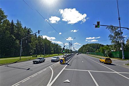 В столице тестируют светофор сдатчиком движения