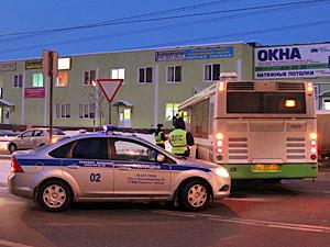 Мелкая авария остановила работу шести автобусных маршрутов