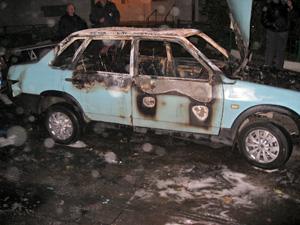 По автоподжогам в Зеленограде заведено 33 уголовных дела