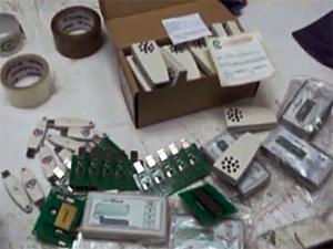 У зеленоградской фирмы изъяли 20 тысяч псевдомедицинских приборов