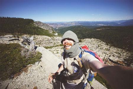 Выпускник МИЭТа прошел пешком от Канады до Мексики