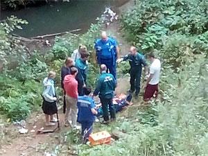 Двое детей пострадали при падении с тарзанки в 12-м микрорайоне