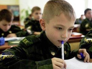 В школе №853 открываются кадетские классы