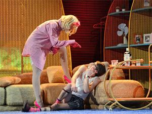 В «Ведогонь-Театре» покажут спектакль Галибина «Последний пылкий влюбленный»