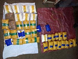 В Зеленограде задержали c поличным члена наркогруппировки