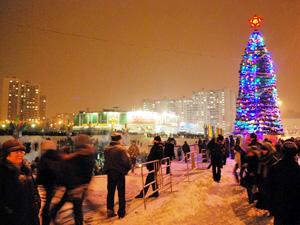 Новогодняя ночь 2011