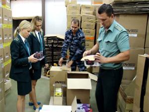 23 тысячи контрафактных игровых приставок изъяты в Зеленограде