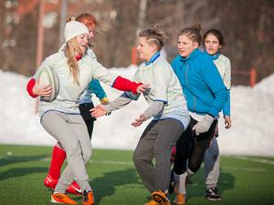 Женскую команду по регби зачислят в СДЮШОР №111