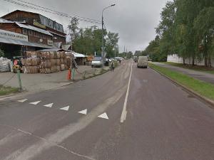 Сбитый «Газелью» пешеход попал в реанимацию