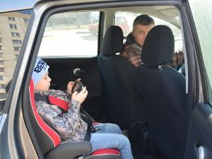 В Зеленограде проведена акция ГИБДД «Маленький пассажир»