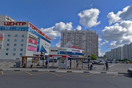 Место посадки вавтобус 400К около метро «Митино» переносится наМитинскую улицу