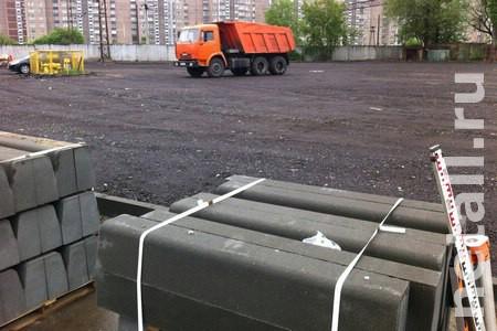 На крюковском рынке начали строить платную парковку
