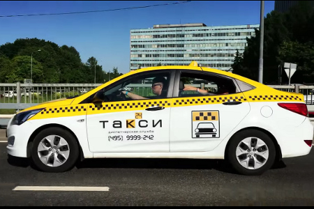 В «Такси 24» провели переоснащение автомобилей для безопасной перевозки детей