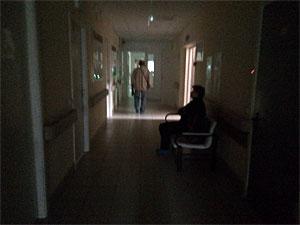 Поликлиника на Сосновой аллее на несколько часов осталась без света