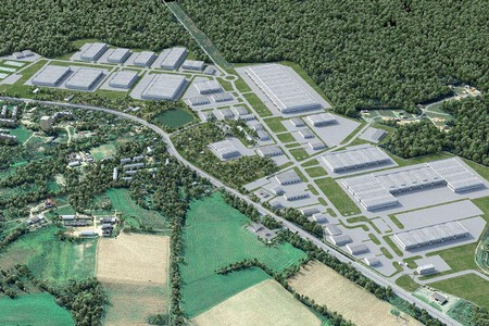 В индустриальном парке «Чашниково» собираются производить мебель, медоборудование и продукты питания