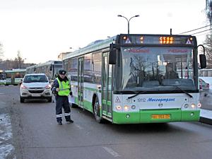 Московский проспект оказался заблокирован из-за мелкой аварии