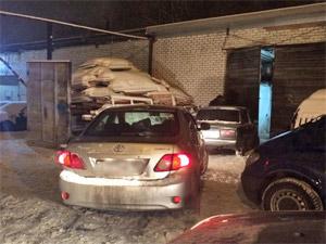 Сыщики МУРа нашли в зеленоградском автосервисе угнанную иномарку