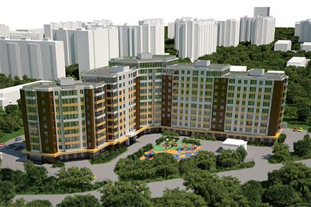 Выдано разрешение на строительство жилого дома у Черного озера
