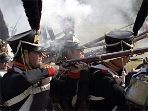 Реконструкцию сражения 1812 года покажут 10 июня