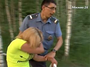 Более двадцати проституток задержаны у Черной грязи