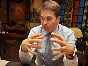 Алексей Немерюк: «Каждый район получит свой кусок пирога»