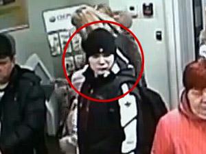 Опубликовано видео с предполагаемым «смертником» из банка