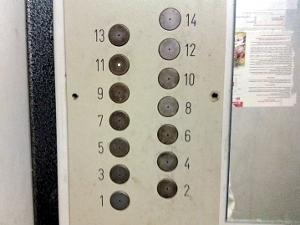Непогода вызвала массовые отключения лифтов
