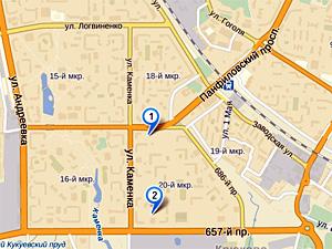 Участки под торговые центры в 20-м районе выставят на торги