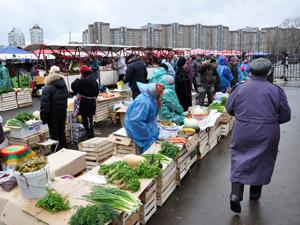 Возведение крытого рынка в Крюково начнется в 2012 году