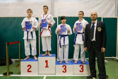 Зеленоградские школьники из клуба «Авокадо» заняли призовые места на московском турнире по каратэ