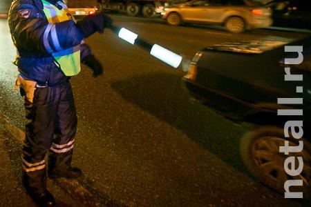 Пьяный водитель убежал от «гаишников» и заявил об угоне машины