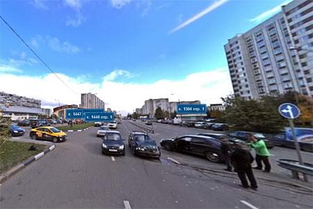 Выезд налево от ТЦ «Столица» в 14-м микрорайоне предложили отменить