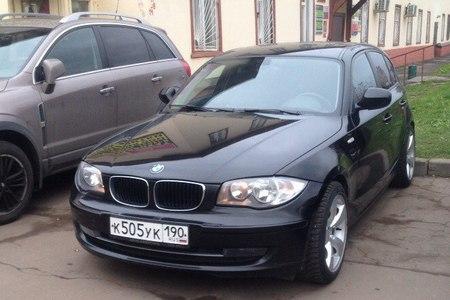 Угон BMW из Ржавок