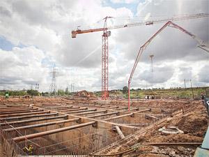 В промзоне Алабушево построили новые очистные сооружения