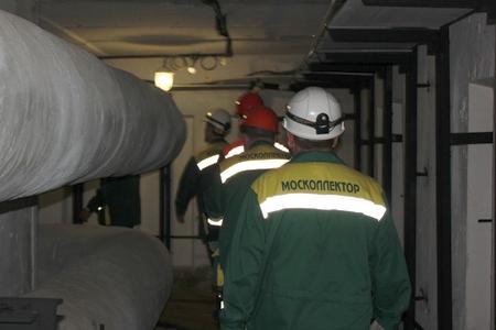 Подземный Зеленоград