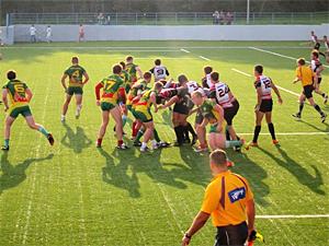 РК «Зеленоград» одержал первую победу в сезоне