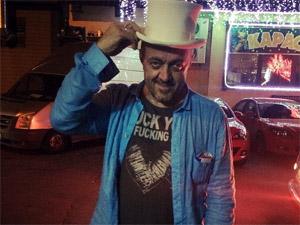 В ночном клубе Django прошли съемки фильма «Москва 2030»