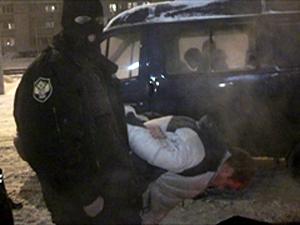 Наркополицейские поймали лидера героиновой ОПГ
