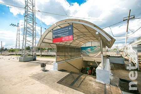 Турникеты на станции Крюково могут появиться в 2016 году