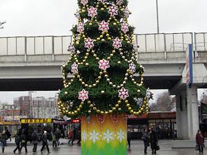Хит-парад новогодних елок