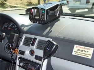 Зеленоградских автоинспекторов обеспечили видеорегистраторами