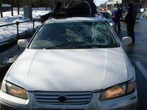 В ДТП у «Дома мебели» погиб пешеход