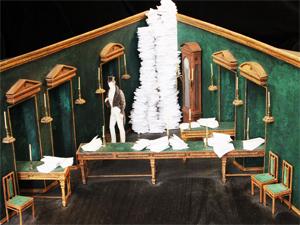 «Ведогонь-Театр» откроет выставку декораций и костюмов