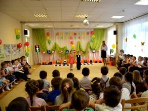 В рамках городского этапа смотра-конкурса «Дорожная Азбука» жюри посетило Зеленоградский округ