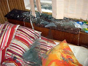 Жертва взрыва пожаловалась на неработающие камеры