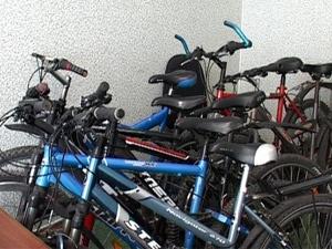 Украденные велосипеды в Зеленограде ставят на учет